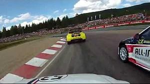 Daniel Holten iON Camera Onboard: Holjes RX - FIA World Rallycross Championship