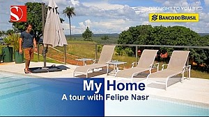 Our House in Brasilia - Felipe Nasr - Sauber F1 Team
