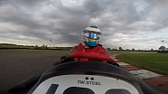 Fernando Alonso - last to first in three laps at Daytona Sandown Park