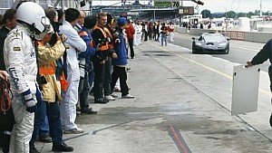 Le Mans Memories: Part 4 - The View From The Pit Wall