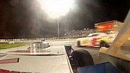 Onboard at the Indianapolis Speedrome figure 8 race