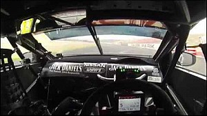 Jack Daniel's Racing Nissan Altima V8 Supercar on the Calder Park Thunderdome