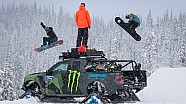 Ken Block's RaptorTRAX Shredfest with Zak Hale and Ethan Deiss