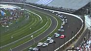 Bowyer spins, Gordon crashes at Indianapolis