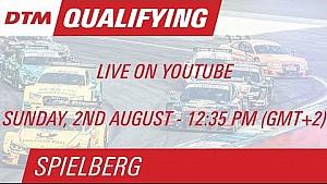 LIVE - DTM Spielberg 2015 - Qualifying (Race 2)
