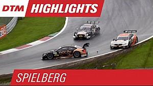 Race 2 Highlights - Rewind - DTM Spielberg 2015