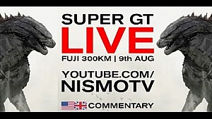 Full race live stream for round 4 of the Super GT 2015 season at Fuji