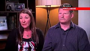 Kevin Ward Jr's parents talk to ABC News