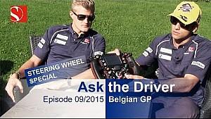 Steering Wheel Special - Sauber F1 Team