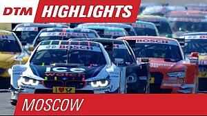 Race 1 Highlights - Rewind - DTM Moscow 2015