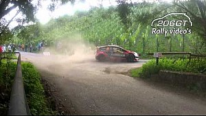 Maximum attack at Rally Germany