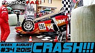 Racing and Rally Crash Compilation Week 34 August 2015