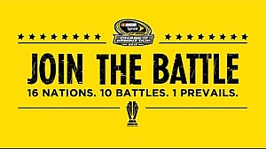 "The Chase for The NASCAR Sprint Cup 2015 – ""Pledge"""