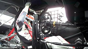 The best action from Race 1 in Motegi