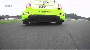 WTCC race of Japan: come onboard for race 2