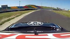 Jack Daniel's Racing Calder Park V8 Supercar Hot Lap