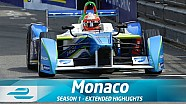 Monaco ePrix Full Extended Highlights (Season 1 - Round 7)