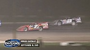 Highlights: World of Outlaws Late Model Series Berlin Raceway September 19th, 2015