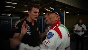 Tarquini and Valente clash on and off the track