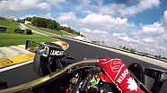 #INDYCAR In-Car Theater: James Hinchcliffe at Road America