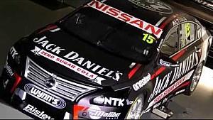 Jack Daniel's Racing Zero Sugar Cola Livery Launch