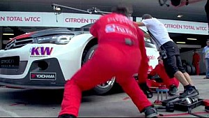 Be WTCC World Champion with Citroen