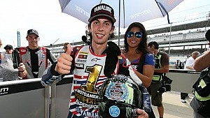 JD Beach - 2015 MotoAmerica Supersport Champion