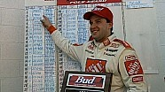Tony Stewart looks back on his rookie year
