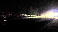 From the grandstand: Wet night practice at Sebring