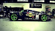 Monster Energy: World's First Lamborghini Drift Car