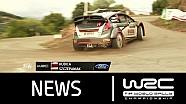 WRC - Tour de Corse - Rallye de France 2015: Stages 1-2