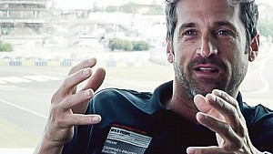 Q&A with Patrick Dempsey