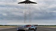 Avro Vulcan meets Aston Martin Vulcan